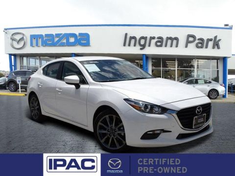 Certified Pre Owned 2018 Mazda3 Touring